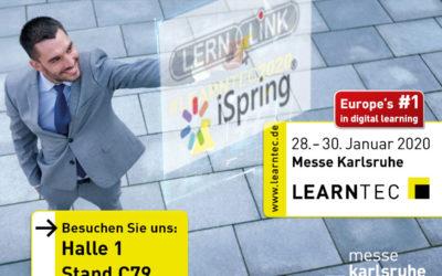 So erhalten Sie Ihr kostenloses LEARNTEC 2020 Ticket